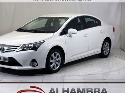 used Toyota Avensis 2.0D 120D COMFORT 4P