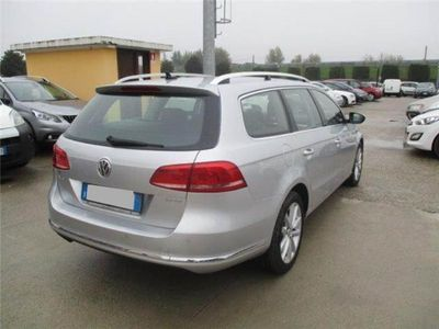 usado VW Passat Variant 2.0TDI 140CV HIGHLINE **CUERO, 278€/M**