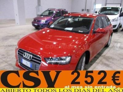 usado Audi A4 Avant 2.0 Tdi 136cv 5p. -14
