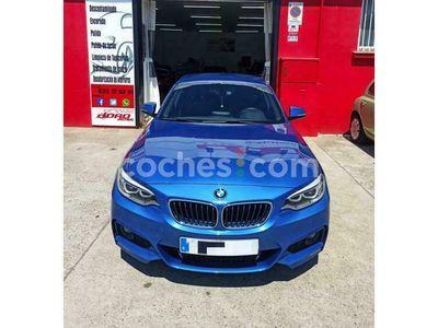 usado BMW 218 Serie 2 d Coupé 150 cv en Leon