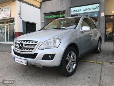 usado Mercedes ML300 Clase MCDI 4M BE Edicion Limitada