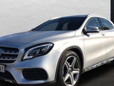 usado Mercedes GLA200 Clase GLACDI / d AMG Line (EURO 6d-TEMP)