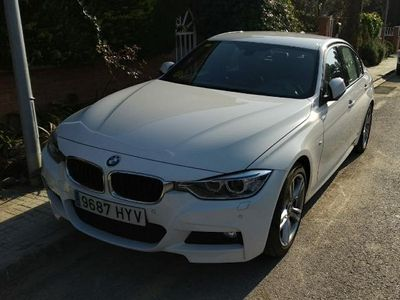 usado BMW 320 Serie 3 F30 Diesel Essential Plus M-Sport Edition