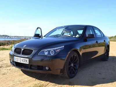 usado BMW 525 Serie 5 E60 Diesel