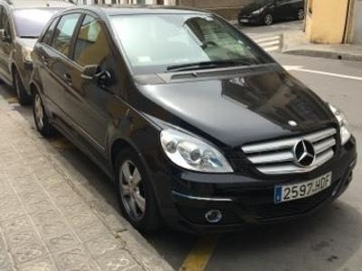 usado Mercedes B200 CDI