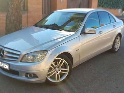 usado Mercedes C180 K BE Avantgarde