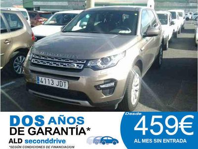 usado Land Rover Discovery Sport SD4 4WD HSE
