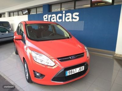 gebraucht Ford C-MAX 1.0 Ecoboost Auto-S&S Trend 125