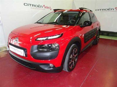 usado Citroën C4 Cactus BlueHDi 73KW (100CV) Feel Edition