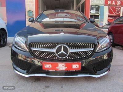 usado Mercedes 220 Clase C C Couped AMG Line