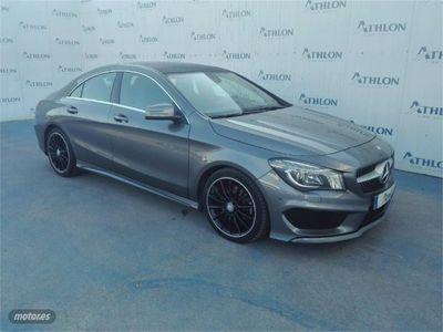 usado Mercedes CLA220 CDI AMG Line 7G-DCT 177