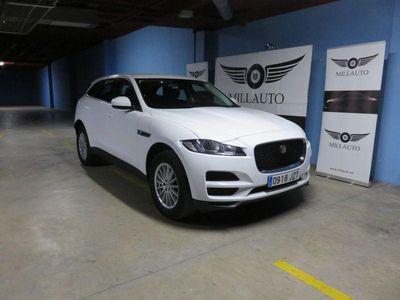 usado Jaguar F-Pace 2.0L i4D AWD Automatico Pure