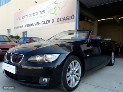 usado BMW 330 Cabriolet 330Cd