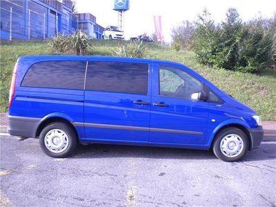 usado Mercedes Vito 113CDI COMBI L Larga