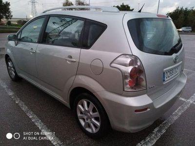 usado Toyota Corolla Verso 1.8i Sol