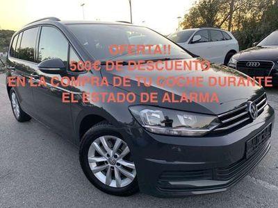 usado VW Touran 2.0TDI CR BMT Sport 110kW