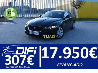 usado Jaguar XE 2.0D 180CV RWD Automático Pure