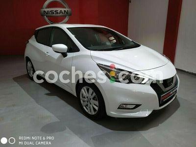 usado Nissan Micra Ig-t Acenta 100 100 cv en Palmas, Las