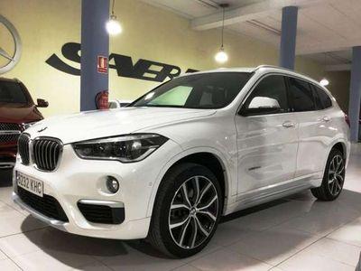 usado BMW X1 sDrive18dA