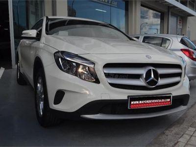 usado Mercedes GLA200 Clase GlaD Style 5p. -16