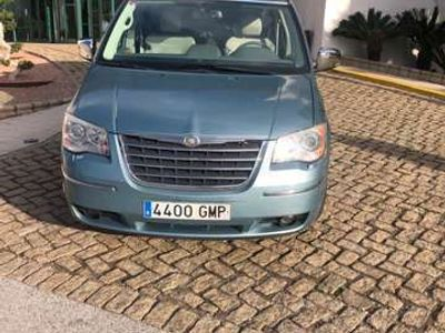 usado Chrysler Grand Voyager diesel
