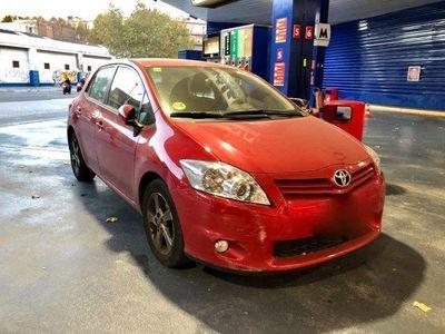 brugt Toyota Auris 2.0D-4D Active