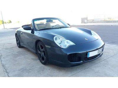 brugt Porsche 911 Carrera 4S Cabriolet