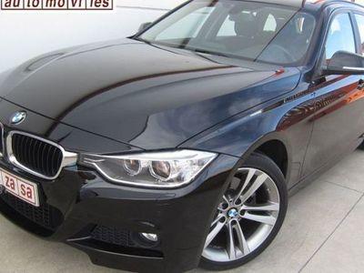 usado BMW 320 Serie 3 dA Touring Essential Plus M-Sport Edition