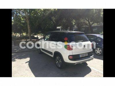 usado Fiat 500L 1.6mjt Ii S&s Trekking 120 120 cv en Madrid