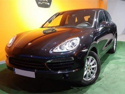 gebraucht Porsche Cayenne 3.0 TD Tiptronic