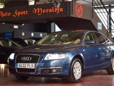usado Audi A6 2.0 Tdi Multitronic Dpf 4p. -07