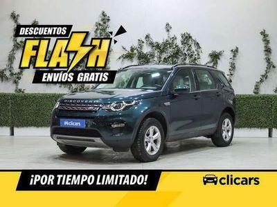 usado Land Rover Discovery Sport 2.0L TD4 110kW (150CV) 4x4 SE