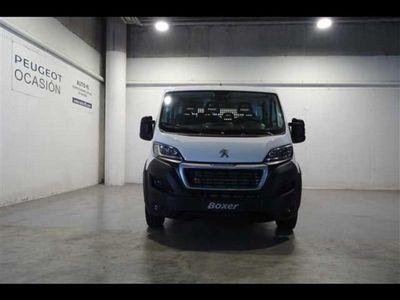 usado Peugeot Boxer Caja D.C. 435 L4 BHDI 103kW (140CV) S&S