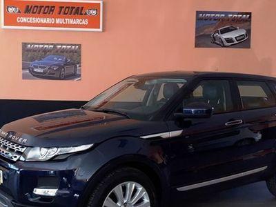 gebraucht Land Rover Range Rover evoque 2.2L SD4 Prestige 4x4 190 Aut.
