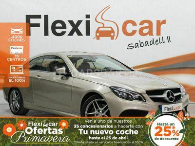 usado Mercedes E350 E 350 CoupéBlueTEC 2p