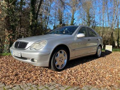 usado Mercedes C270 CDI Classic