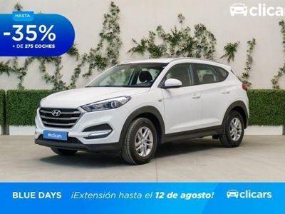 usado Hyundai Tucson 1.6 GDi BlueDrive Essence 4x2