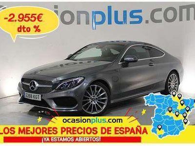 usado Mercedes C220 d Coupé 9G-Tronic