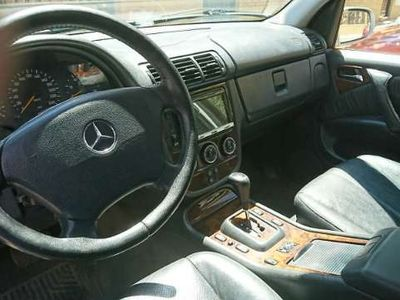 usado Mercedes ML270 Automático