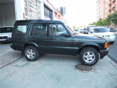 gebraucht Land Rover Discovery Expedition TD 5