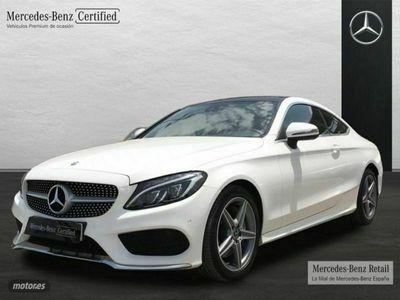 usado Mercedes C250 Coupe AMG Line