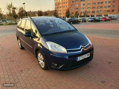usado Citroën Grand C4 Picasso 1.6 HDi CMP Exclusive