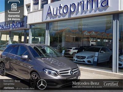 usado Mercedes B180 Clase Bd