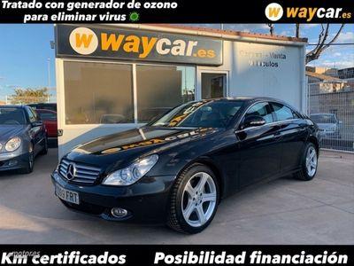 usado Mercedes CLS350 CLSCGI