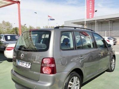 usado VW Touran 1.9TDI Traveller DSG105