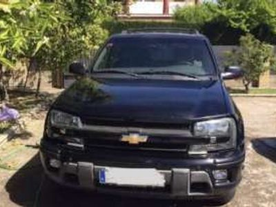 usado Chevrolet TrailBlazer Gasolina