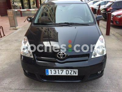 usado Toyota Corolla Verso 2.2d4d Sport 177 177 cv en Zaragoza