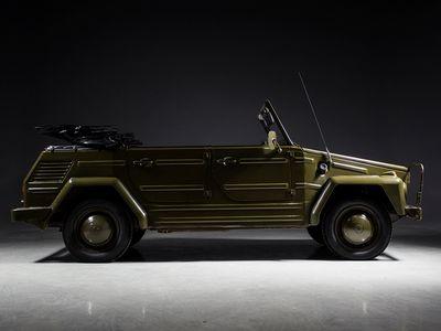 usado VW 181 Kurierwagen Militar(Safari)