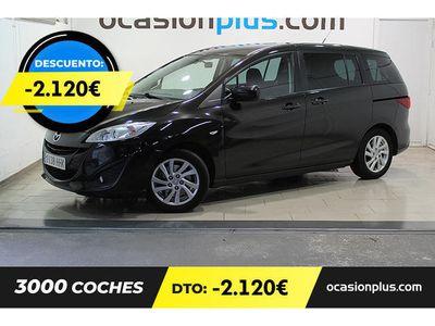 used Mazda 5 1.6 CRTD Style 7 PLAZAS (115CV)