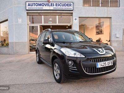 usado Peugeot 4007 Premium 7 Plazas 2.2 HDI 156 FAP